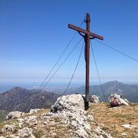 Photo taken at Novara di Sicilia by Vito U. on 5/11/2014