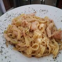Photo taken at Okyanus Cafe Restaurant by Tuba S. on 6/28/2014