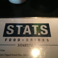 Photo taken at STATS Brewpub by Marcus K. on 1/20/2013