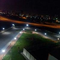 Photo taken at meliksah kız yurdu bahçesi by Kevser on 5/18/2014