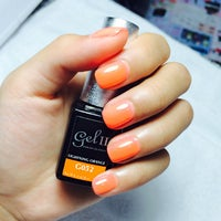 Photo taken at Lovely Nails Toronto by Bao D. on 8/15/2014