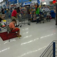 Photo taken at Walmart Supercenter by Anthony T. on 8/1/2014