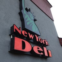 Photo taken at New York Deli by Lisa S. on 8/25/2013