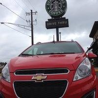 Photo taken at Starbucks by Lisa S. on 8/18/2013