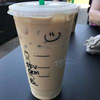 Photo taken at Starbucks by Katie B. on 7/4/2017