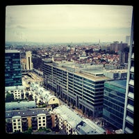 Photo taken at BNP Paribas Fortis by Patrick V. on 10/16/2013