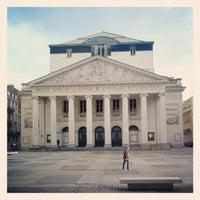 11/3/2012 tarihinde Patrick V.ziyaretçi tarafından Muntplein / Place de la Monnaie'de çekilen fotoğraf