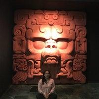 Foto tomada en Museo de la Cultura Maya por Andrea O. el 4/26/2018