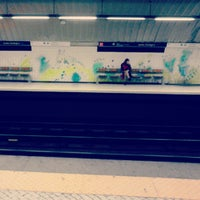 Photo taken at Metro Jardim Zoológico [AZ] by Daniel M. on 2/25/2013