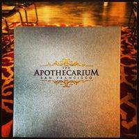 Photo taken at The Apothecarium by The Apothecarium M. on 4/19/2013