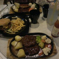 Photo taken at Burgerbyte by Nur A. on 9/7/2015