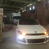 Photo taken at Aydoğan garage by Naci A. on 7/25/2016
