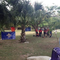 Foto tomada en Scouts Grupo 1 Cancun por Luis Felipe P. el 9/6/2014