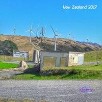 Photo taken at Wellington Wind Turbine by Aleezally B. on 5/12/2017