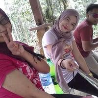 Photo taken at Sg. Congkak Waterfall by zana on 12/11/2014