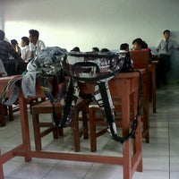 Photo taken at SMAN 2 Denpasar by Aditya D. on 1/1/2013
