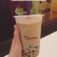Photo taken at Chatime by Kim on 4/14/2017