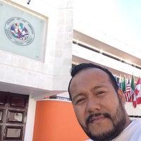 Photo taken at Colegio De Las Américas by Conan R. on 11/29/2016