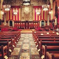 Photo taken at Ajuntament de Barcelona by Xavier T. on 9/21/2012