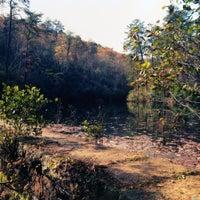 Photo taken at Paris Mountain State Park by Cristiana giulia C. on 11/4/2012