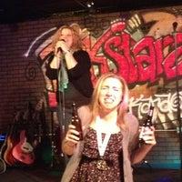 Photo taken at Rockstarz Bar by Dawn B. on 11/4/2012