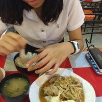 Photo taken at ไทจิ Sushi by first on 8/31/2016
