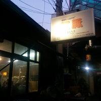 Photo taken at 홍돈 / 紅豚 by Boram K. on 3/8/2015