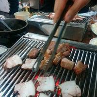 Photo taken at 홍돈 / 紅豚 by Boram K. on 3/9/2015