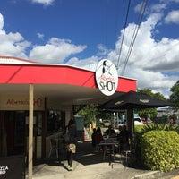 Photo taken at Alberto's Shot Cafe by Boram K. on 8/6/2016