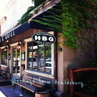 Photo taken at Healdsburg Bar & Grill by Pam M. on 8/5/2013