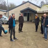 Photo taken at Domein Beverdonk by Lourens B. on 3/15/2015