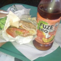 Photo taken at Subway Florida Parque by Angie P. on 2/21/2015
