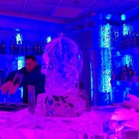 Photo taken at Minus5° Ice Lounge by Alexandria A. on 12/3/2012