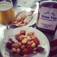 Foto tomada en Cafe Bar Gran Via por Morales de Córdoba el 4/27/2013