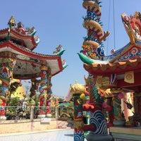 Photo taken at Wat Luang Por Opasee by SATANG P. on 2/12/2017