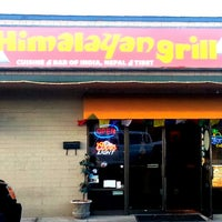 Photo taken at Himalayan Grill by Dez G. on 6/15/2014