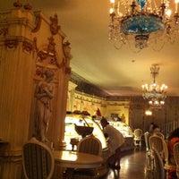 Снимок сделан в Кафе Пушкинъ пользователем N 7/6/2013
