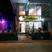 Photo taken at KaRamel cafe by Tuba G. on 5/20/2014