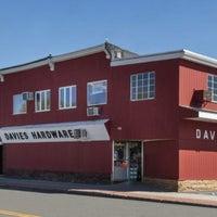 Photo taken at Davies Hardware Inc by Edward F. on 4/19/2016