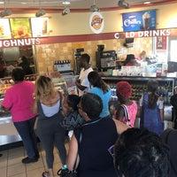 Photo taken at Krispy Kreme Doughnuts by Gavin A. on 7/14/2017