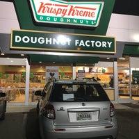 Photo taken at Krispy Kreme Doughnuts by Gavin A. on 3/17/2017