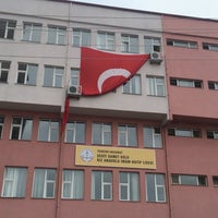 Photo taken at Şehit Samet Uslu Kız Anadolu İmam Hatip Lisesi by Fatih Ç. on 8/21/2016