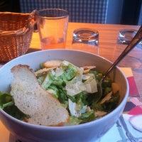Das Foto wurde bei mama trattoria von STEFFEN K. am 11/19/2012 aufgenommen