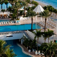 Photo Taken At Diplomat Beach Resort Hollywood Curio Collection By Hilton The Westin
