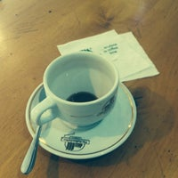 Photo taken at The Italian Coffee by Sergio S. on 4/17/2014