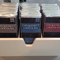 Photo taken at Chequessett Chocolate by Chequessett Chocolate on 4/12/2014