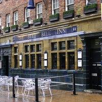 Снимок сделан в Blue Bell Inn пользователем University of Nottingham 3/4/2013