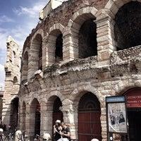 Foto scattata a Arena di Verona da 111 *. il 5/3/2013