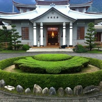 Photo taken at Tzu Chi Headquarters by chandra f. on 1/2/2013