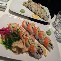 Photo taken at Sushi Yama by Liuza K. on 11/23/2014
